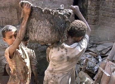 Παιδική εργασία: Η συνέπεια της κρίσης...