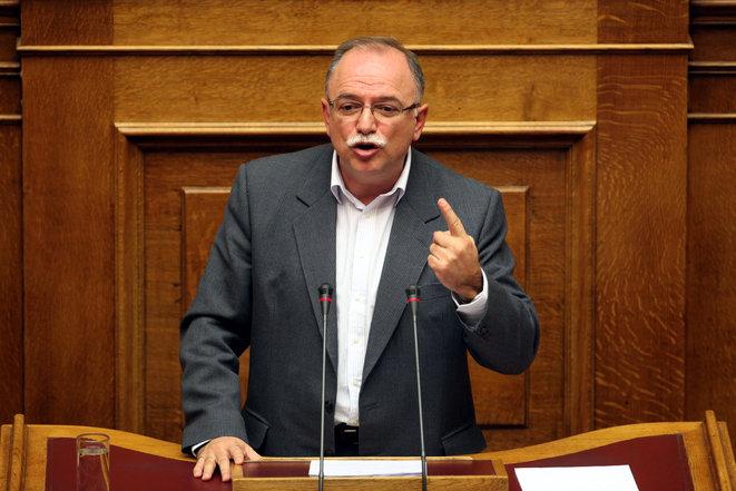 Βουλευτής της Χ.Α. καταγγέλεται ότι επιτέθηκε σε βουλευτή του ΣΥΡΙΖΑ!